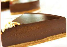 Gâteau mousse au chocolat Rapide avec Thermomix