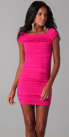 Soleil Ruched Dress