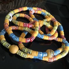 This Krobo Beads just blew the minds of our editors!  Check it out here! http://www.okapitrade.com/products/krobo-beads-5?utm_campaign=social_autopilot&utm_source=pin&utm_medium=pin
