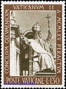 Pope Paul VI. – http://d-b-z.de/web/2013/08/06/mehr-furcht-als-trost-mehr-schmerz-als-freude-papst-paul-vi-paolo-vi-briefmarken/