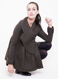 #TheBrunswick #Gehrich #Melbourne #Coat #Womensfashion  My FAVOURITE!!! This is the one that started it all.