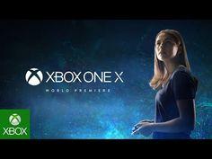 Microsoft Xbox One X: Έρχεται τον Νοέμβριο! |