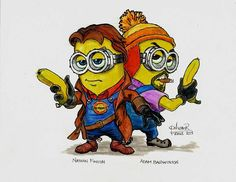 Browncoated minions ;-)