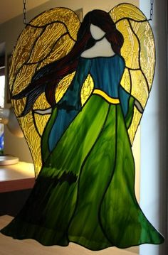 stained glass Anna Danowska