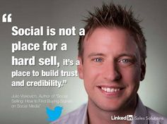 Social Selling Tips With aka Julio Viskovich and LinkedIn. Sales And Marketing, Social Media Marketing, Digital Marketing, Question And Answer, This Or That Questions, Sales Quotes, Info Board, Text Pictures, Helpful Hints