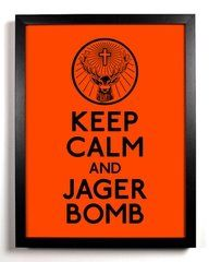 JAGER BOMBS!