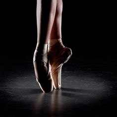 Beautiful pointe