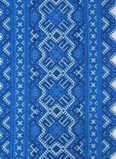 Ukranian textile design