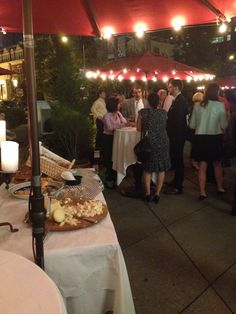 Well Dined | DC Wine Week at I Ricchi