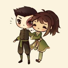 Zuko and Jin by mochatchi www.deviantart.com/mochatchi on @DeviantArt
