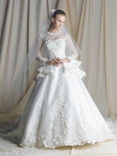 Wedding Gown | Yumi Katsura