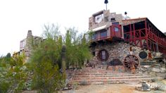 The Mystery Castle In Phoenix, Arizona Is Truly Enchanting