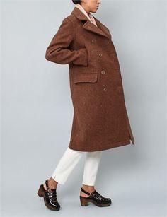 MHL Pea Coat Military Wool