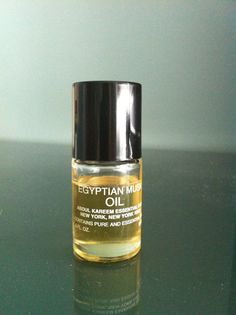 egyptian musk oil ...never gets old.