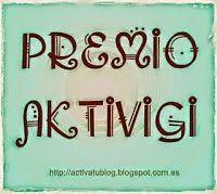 Premio Aktivigi Blog, Calm, Door Prizes