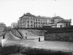 Ruseløkka skole 1890