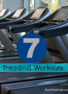 7 Treadmill Workouts for beating the boredom and increasing fitness