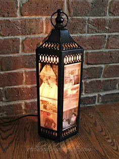Photo Lantern