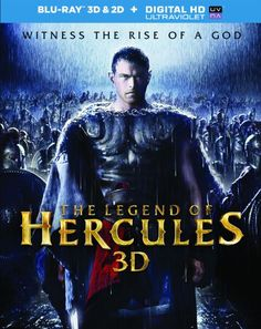 In the origin story of Hercules, the heroic son of Zeus embraces his incredible destiny by fighting to reclaim his kingdom from his villainous stepfather in this sweeping mythological adventure from d