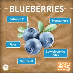 WOWEnlight: The nutritional value of Blueberries! - Health Plus - Diet Plans, Weight Loss Tips, Nutrition and Healthy Facts, Healthy Tips, How To Stay Healthy, Healthy Recipes, Nutrition Tips, Health And Nutrition, Health And Wellness, Holistic Wellness, Holistic Nutrition