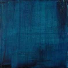 Three I (translucent turquoise, prussian paris blue)