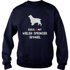 KISS MY WELSH SPRINGER SPANIEL  CREW SWEATSHIRTS T-SHIRTS, HOODIES ( ==►►Click To Shopping Now) #kiss #my #welsh #springer #spaniel # #crew #sweatshirts #Dogfashion #Dogs #Dog #SunfrogTshirts #Sunfrogshirts #shirts #tshirt #hoodie #sweatshirt #fashion #style