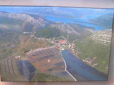 Croacia-Ston. Muralla.