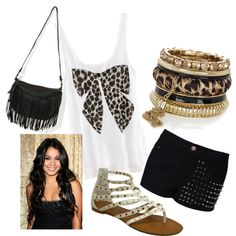 """Cheetah Love"" by emma-lee97 on Polyvore"