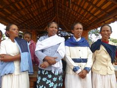 Worship services in Madagascar. #Day342 until the LWF Twelfth Assembly. #Assembly365 #CommunionLife #Lutheran #Church #People #faith