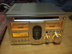 Panasonic CQ-TX5500D Vacuum tube CD player MP3 | eBay