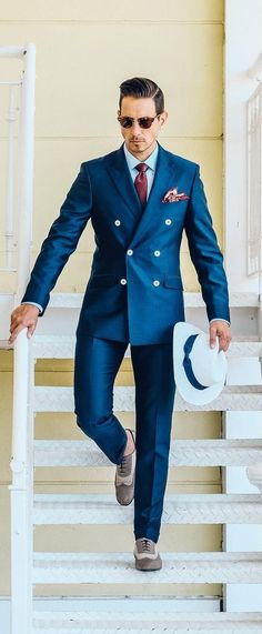 The 5 Basic Suits That You Must Absolutely Own If You Are A Professional Stylish Mens Fashion, Mens Fashion Suits, Mens Suits, Men's Fashion, Formal Fashion, Corporate Wear, Engagement Suit For Man, Formal Dresses For Men, Nice Dresses