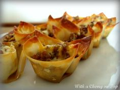 Sausage Cups