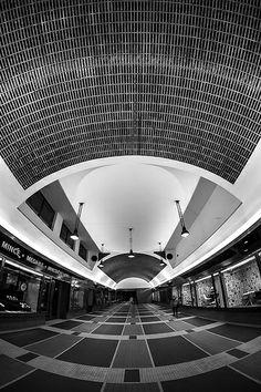 Prague passage CNB
