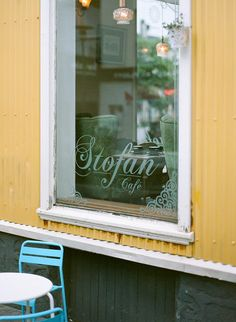 Stofan Café | Reykjavik, Iceland. Lovely coffee and a stones throw from where I am staying