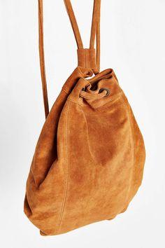 Ecote Drawstring Hobo Backpack