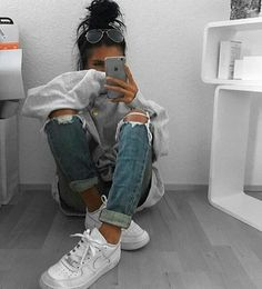 streetwear street style clothes look outfit ootd Style Outfits, Trendy Outfits, Winter Outfits, Summer Outfits, Cute Outfits, Fashion Outfits, Cold Day Outfits, Ghetto Outfits, Style Fashion