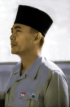 Soekarno Indonesian Independence, The Proclaimers, Independence War, Roman Republic, Indonesian Art, Local Hero, East Indies, Dance Art, World Leaders