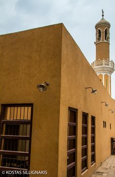 Old Mosque in Kuwait City by Kostas Sillignakis on 500px