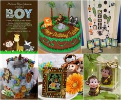 79 Best Jungle Baby Shower Ideas Images Baby Shower Themes Shower