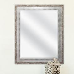 Found it at AllModern - Shabby Elegance Wall Mirror