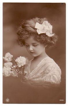 JanetK.Design antigüedades digital gratuita: Fotos viejas de los niños