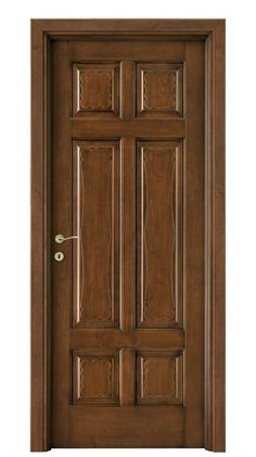 Swing door / solid wood / interior - FORMELLE - legnoform srl