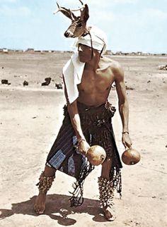 Yaquis Sonora. Danza del Venado