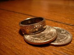 2011 Chickasaw National Park Custom Quarter Ring #Etsy