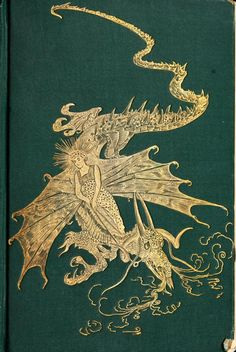 The green fairy book (1906)illustrations by Henry Justice FordBook cover