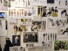 A BRIDGE OF MEMORIES: Graduate Fashion Week 2014