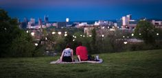 View from Love Hill | Craig Hudson Photography #onlyinnashville
