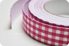 Il Filo Pazzerello!: Il mio primo Fabric Tape!