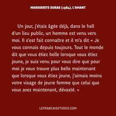 Marguerite Duras L'Amant