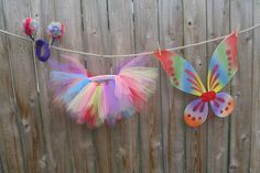 butterfly halloween costume for Eleanor